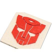 MOC-0895 Autobot Logo