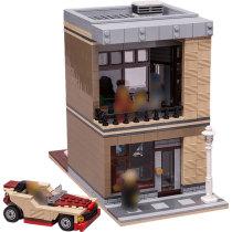 MOC-21057 10232 Modern House