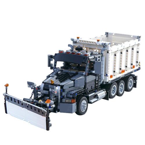 MOC-29800 MACK Granite - LEGO Technic 42078 Alternate MOC