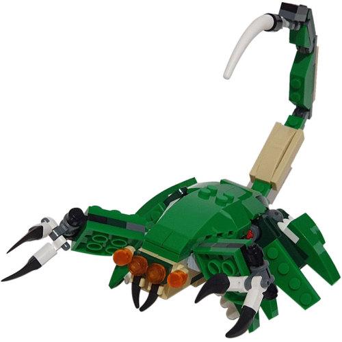 MOC-17076 31058-Scorpion