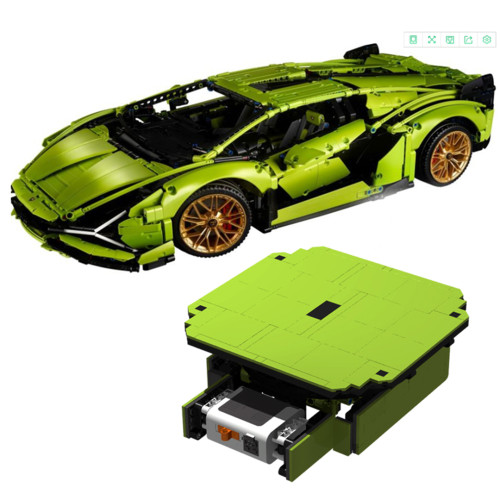 Sport Car Display Stand