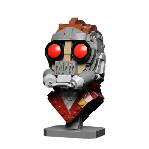 MOC-13461 Custom Star-Lord Bust