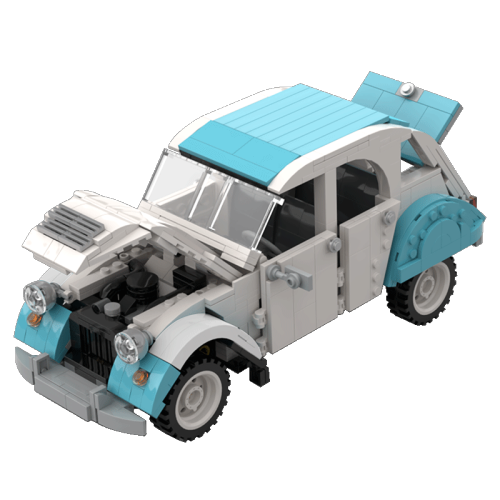 MOC-24284 Citroen 2CV Dolly