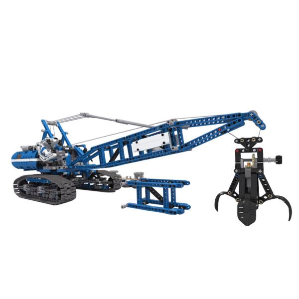 MOC-4078 42042 RC Crawler Crane