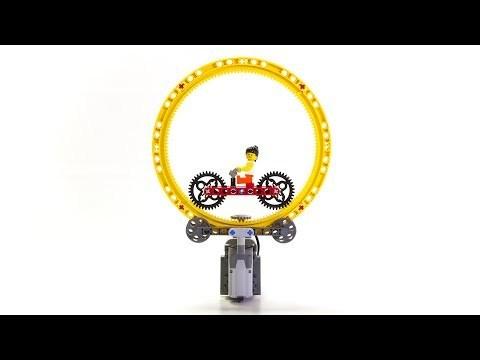 Cycling: Technic MOC