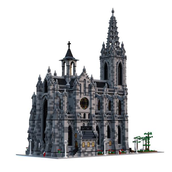 MOC-29962 Modular Cathedral