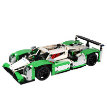 MOC-7513 SUPREME RACE CAR-TECHNIC 42039 motorized version 3.1