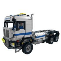 MOC-2267 6x6 Offroad Modular Truck