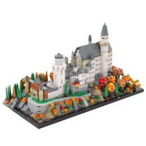 MOC-46237 Neuschwanstein Castle