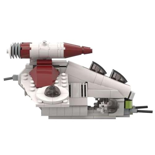 MOC-47874 Republic Gunship Midi Scale LAAT/i