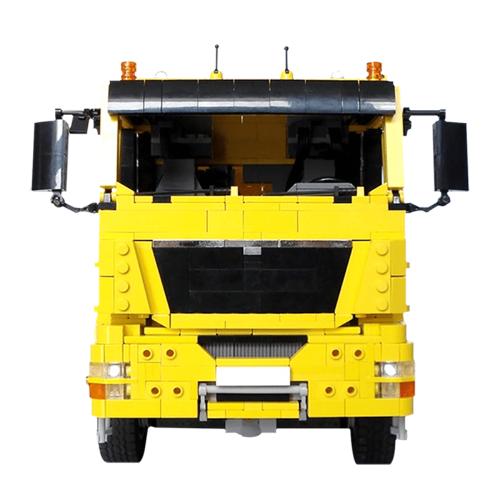 MOC-2918 MAN TGS 8x4 Dump Truck