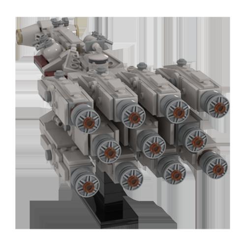 MOC-36695 Tantive IV Micro Scale Fleet Scale
