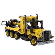 MOC-43434 42108 American Tow Truck - alternate build