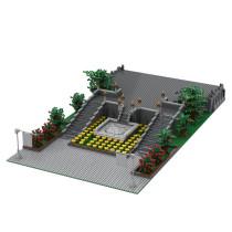 MOC-39285 The Disney Castle Stand