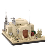 MOC-50144 SW Owen Lars' Home on Tatooine