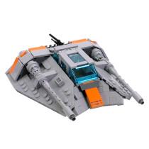 MOC-15626-Snowspeeder - Minifig Scale