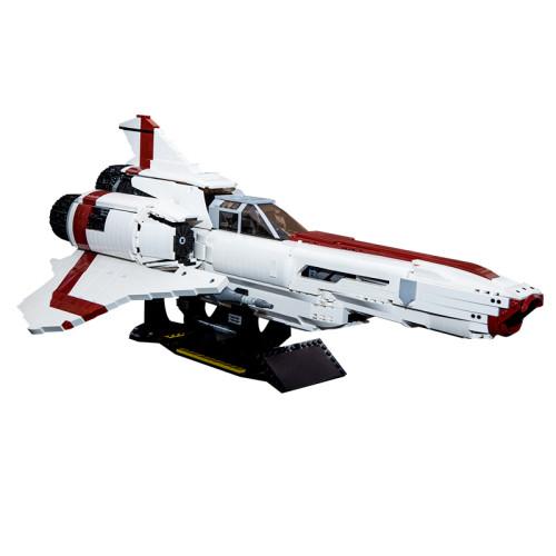 MOC-9424 UCS Colonial Viper - Battlestar Galactica