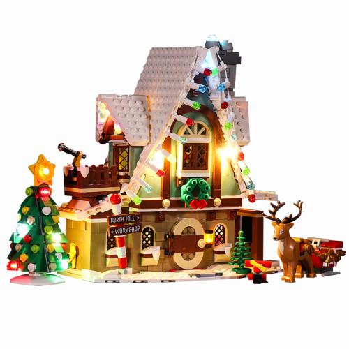 Elf Club House # Lego Light Kit for 10275
