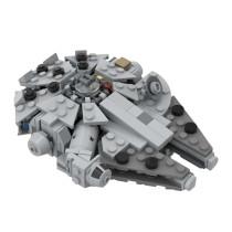 MOC-41461 Millenn ium Falcon-Micro-With cradle stand