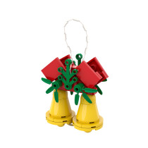 Christmas Jingle Bells Ornament