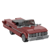MOC-37300 '63 Chevy Impala - Live and Let Die