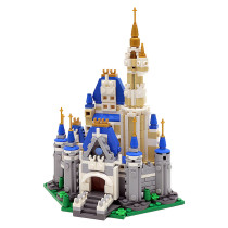 MOC-12492 Magical Cinderella's Castle