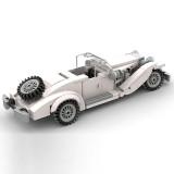 MOC-34594 Vintage Car - Mercedes Benz 500K (1934)