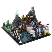 MOC-42495 Classic Pirates Architecture