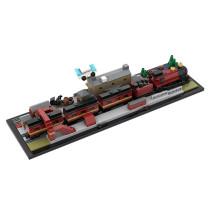 MOC-31632 Hօgwarts Express And Hogsmeade Station Architecture
