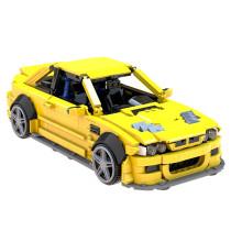 MOC-45363 BMW E46 M3 GTR