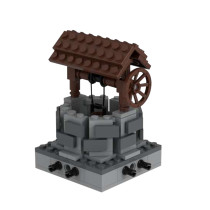 MOC-33504 Water well - modular