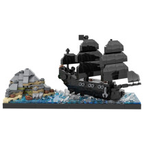 MOC-51322 Curse of the Black Pearl
