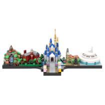 MOC-42586 Magic Kingdom skyline