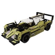 MOC-42338 LMP Racer Alternative Build of LEGO Set 42110-1