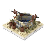 MOC-32572 Well for a Modular Desert village