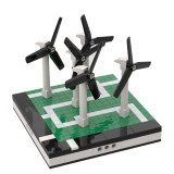 MOC-31746 Wind turbine farm for a Modular City