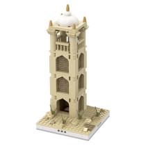 MOC-32623 Desert Tower #2 for a Modular Desert village