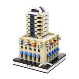 MOC-31963 Hotel for a Modular City
