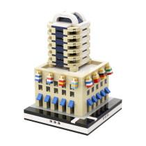MOC-31963 Hotel for a Modular City