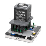 MOC-32984 Office Building for a Modular City