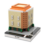 MOC-33936 Neighborhood building for a Modular City