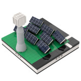 MOC-31738 Solar farm for a Modular City