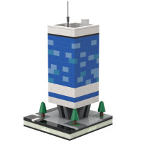 MOC-31630 Office building for Modular City