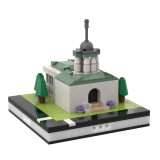 MOC-31638 Church for a Modular City