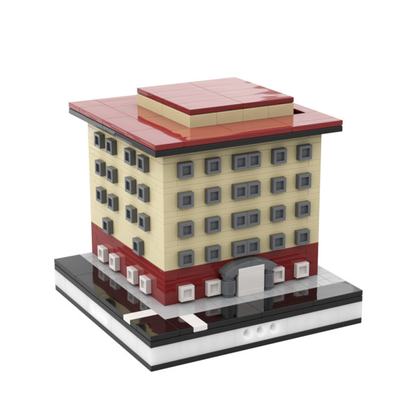 MOC-31922 Neighborhood building for Modular City