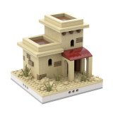 MOC-33394 Desert House #9 for a Modular Desert village