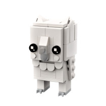 MOC-38035 Brickheadz Owl