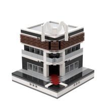 MOC-32088 Mall for a Modular City