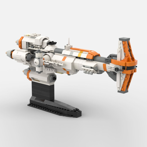 MOC-57178 Hammerhead Corvette (Micro Fleet)