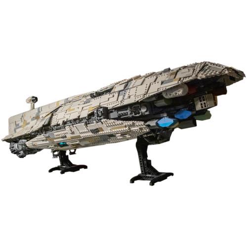 MOC-33315 Cavegod UCS GR-75 Rebel Transport